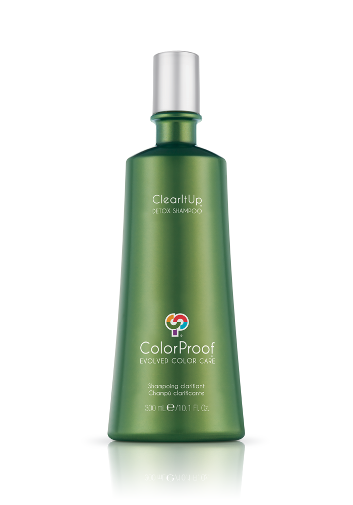 Colorproof - ClearItUp Detox Shampoo® - Done Hair Skin and Nails