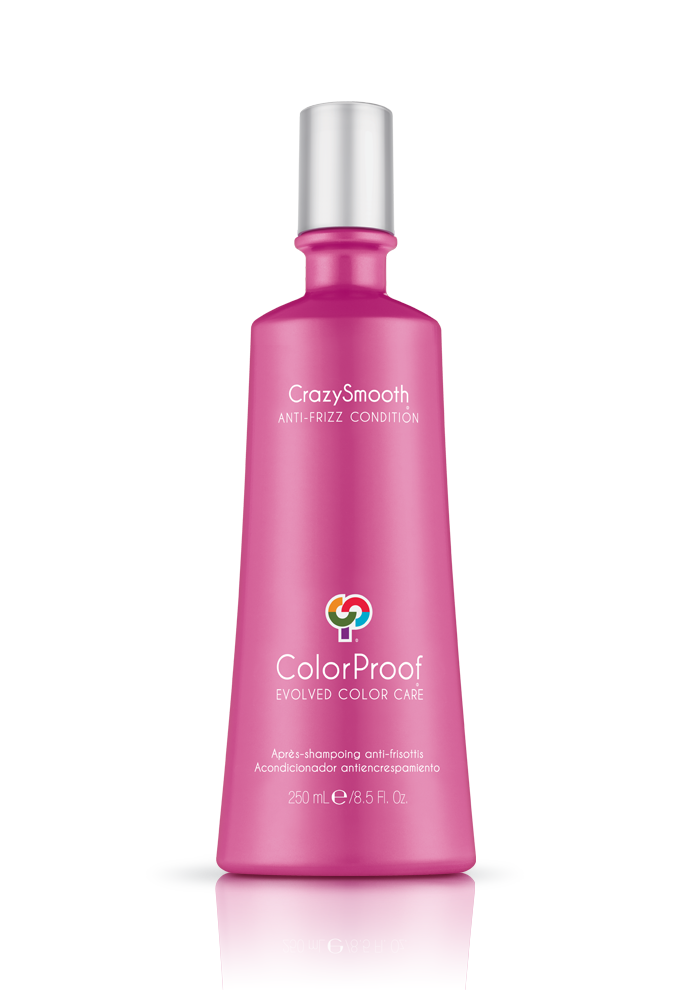 Colorproof - CrazySmooth® Anti-Frizz Condition - Done Hair Skin and Nails
