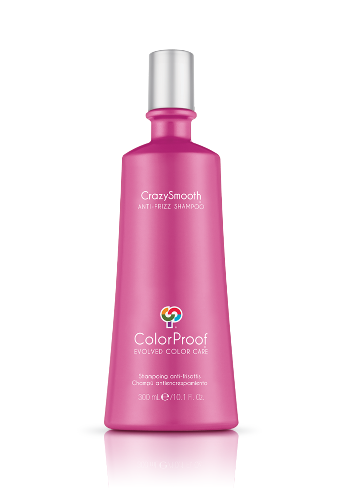 Colorproof - CrazySmooth® Anti-Frizz Shampoo - Done Hair Skin and Nails Canada