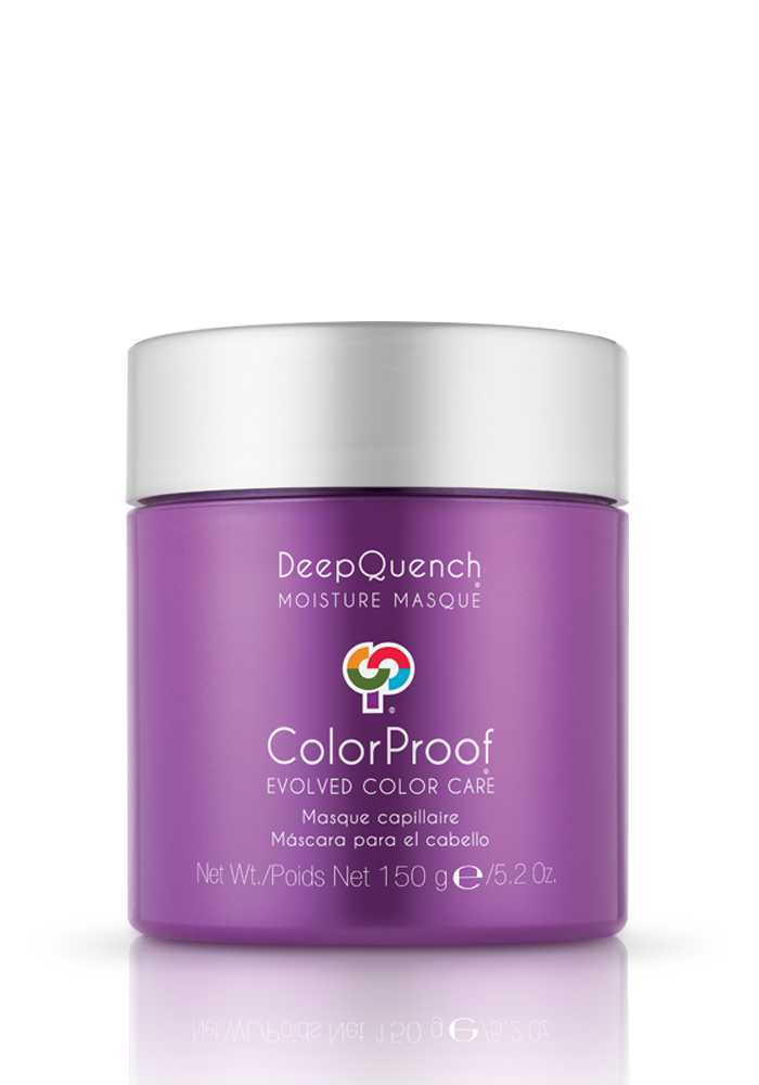 Colorproof - DeepQuench® Moisture Masque - Done Hair Skin and Nails Canada