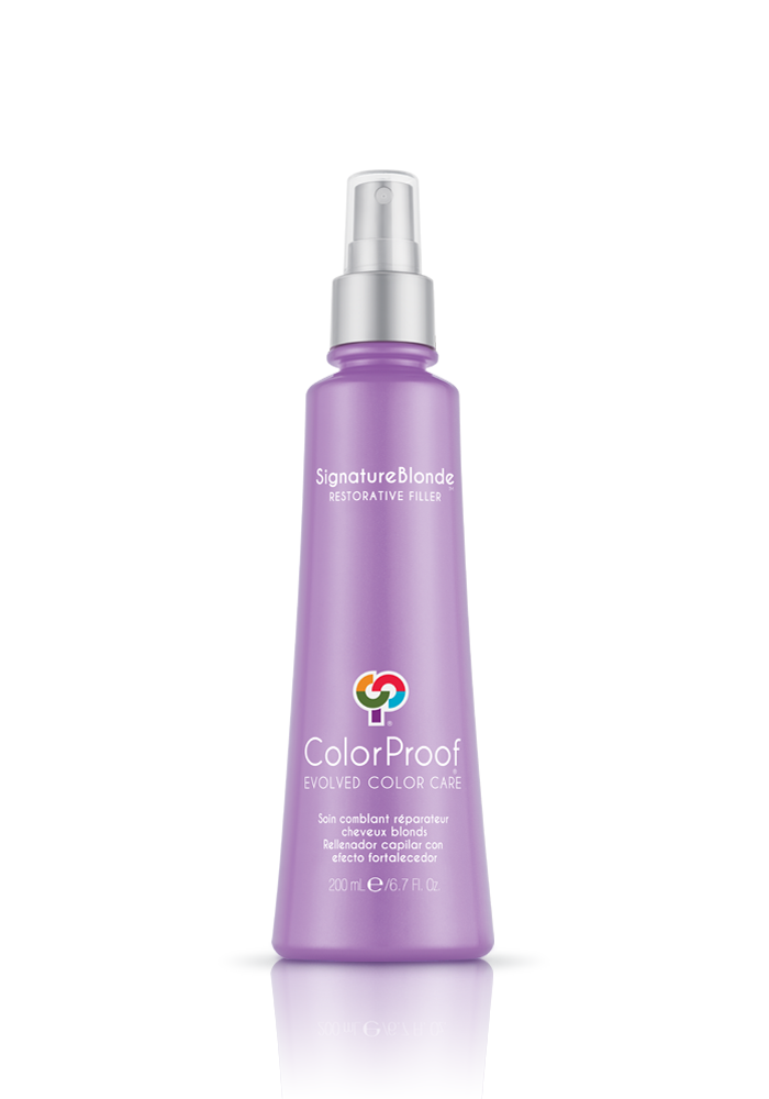 Colorproof - SignatureBlonde® Restorative Filler - Done Hair Skin and Nails Canada