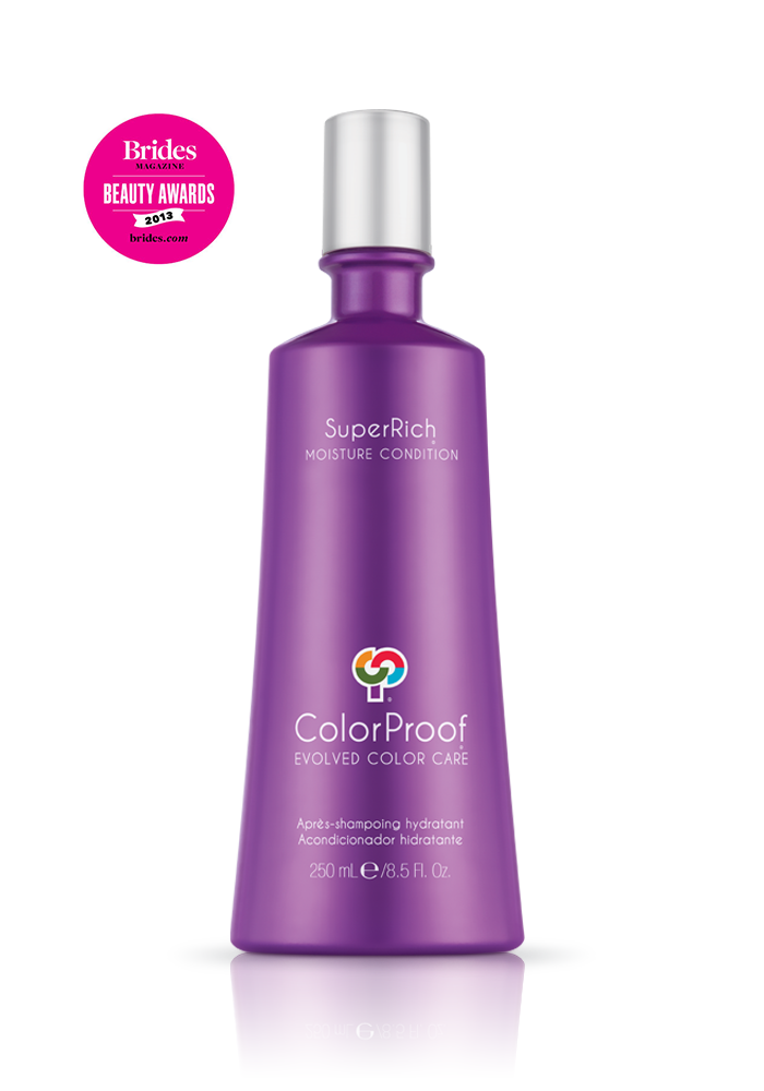 Colorproof - SuperRich® Moisture Condition - Done Hair Skin and Nails