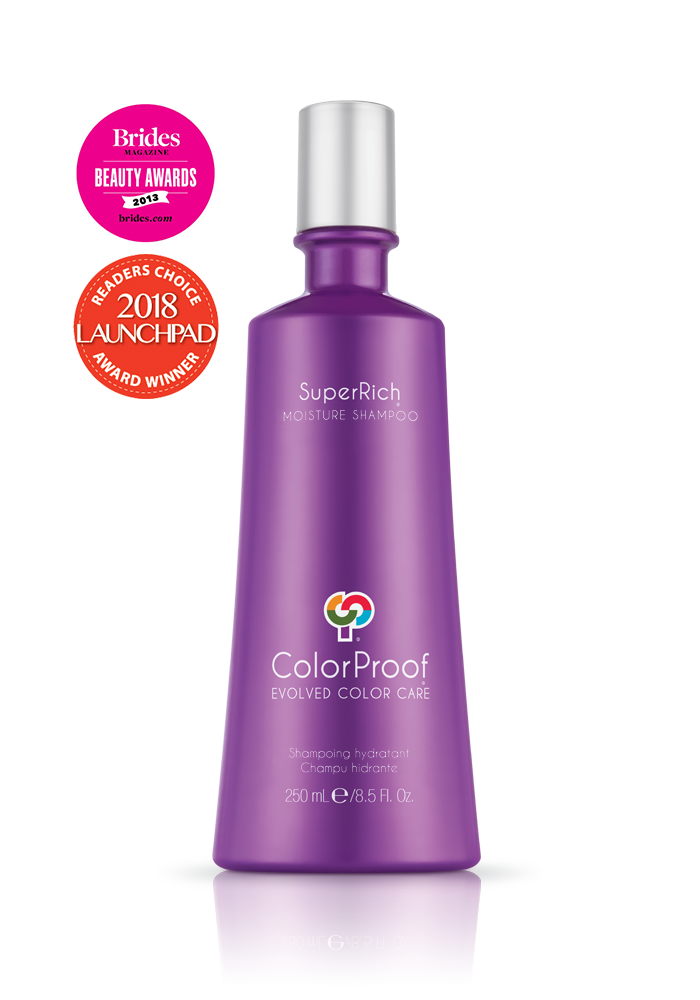 Colorproof - SuperRich® Moisture Shampoo - Done Hair Skin and Nails Canada