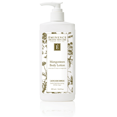 Mangosteen Body Lotion - Done Hair Skin and Nails Canada