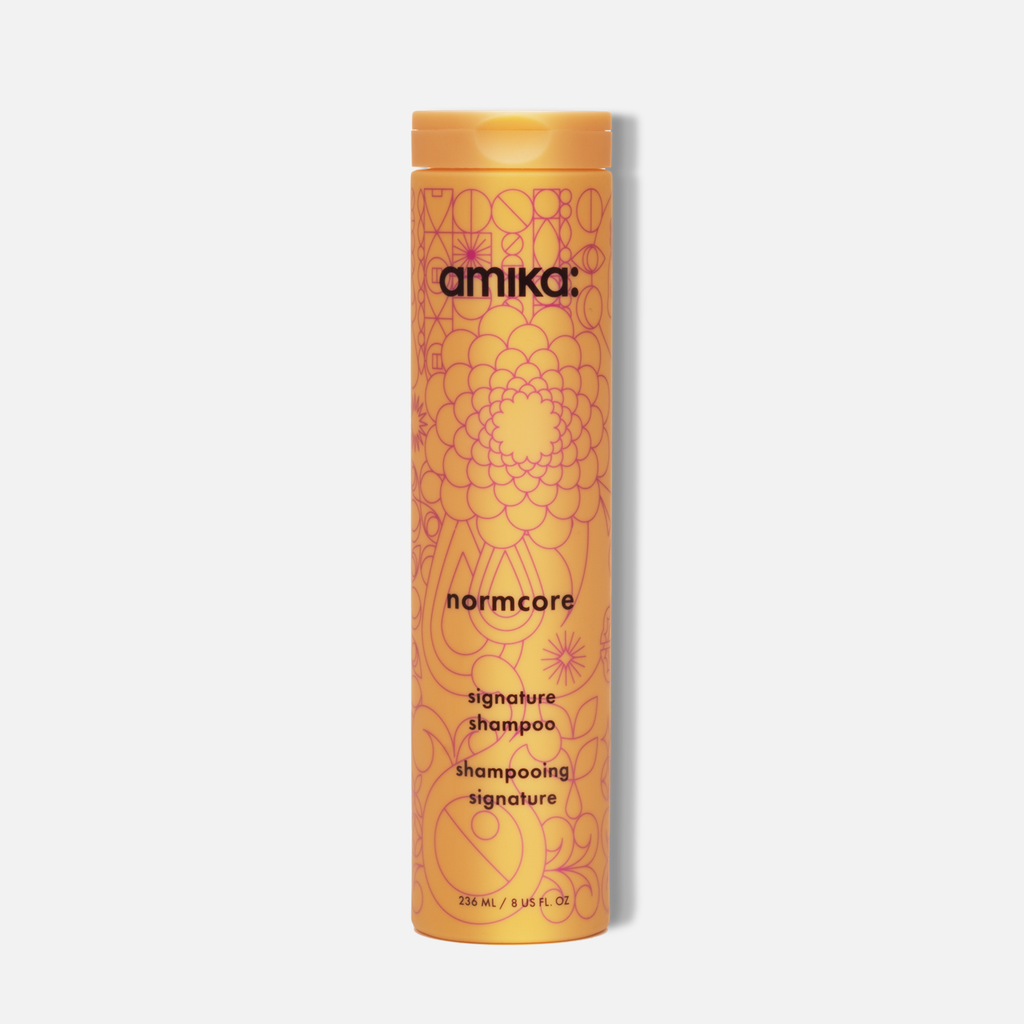 amika: Normcore Signature Shampoo - 300ml - Done Hair Skin and Nails Canada
