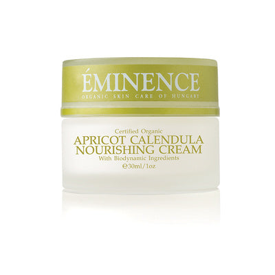 Apricot Calendula Nourishing Cream - Done Hair Skin and Nails Canada