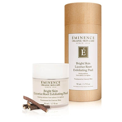 Bright Skin Licorice Root Exfoliating Peel - Done Hair Skin and Nails