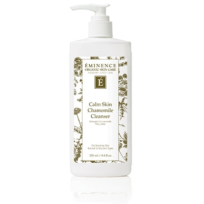Calm Skin Chamomile Cleanser - Done Hair Skin and Nails Canada