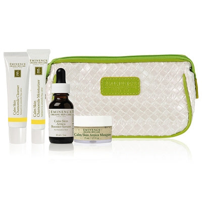 Calm Skin Starter Set - Done Hair Skin and Nails