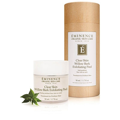 Clear Skin Willow Bark Exfoliating Peel - Done Hair Skin and Nails