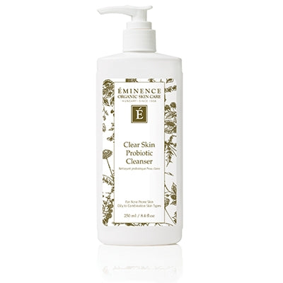 Clear Skin Probiotic Cleanser - Done Hair Skin and Nails Canada