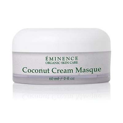 Coconut Cream Mask - Done Hair Skin and Nails