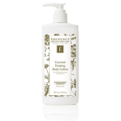 Coconut Firming Body Lotion - Done Hair Skin and Nails Canada