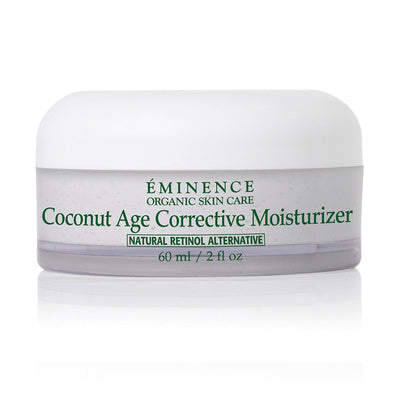 Coconut Age Corrective Moisturizer - Done Hair Skin and Nails Canada