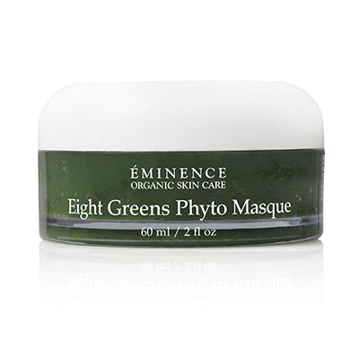 Eight Greens Phyto Mask NOT Hot - Done Hair Skin and Nails Canada
