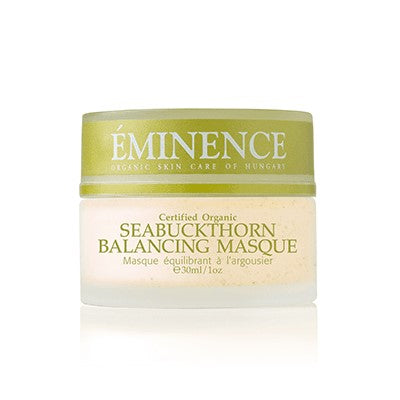 Seabuckthorn Balancing Masque - Done Hair Skin and Nails Canada
