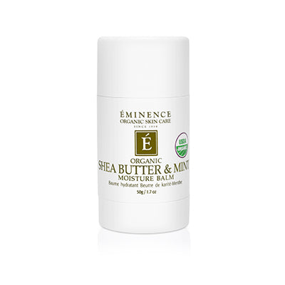 Shea Butter & Mint Moisture Balm - Done Hair Skin and Nails Canada