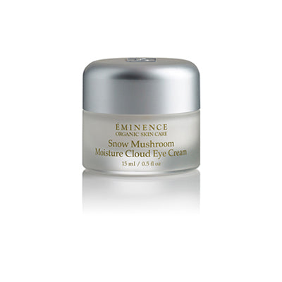 Snow Mushroom Moisture Cloud Eye Cream - Done Hair Skin and Nails Canada
