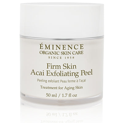 Firm Skin Exfoliating Peel - Done Hair Skin and Nails Canada