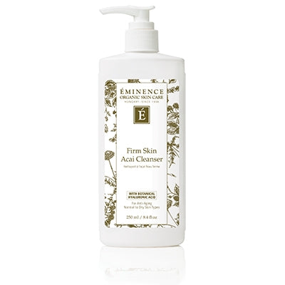 Firm Skin Acai Cleanser - Done Hair Skin and Nails Canada