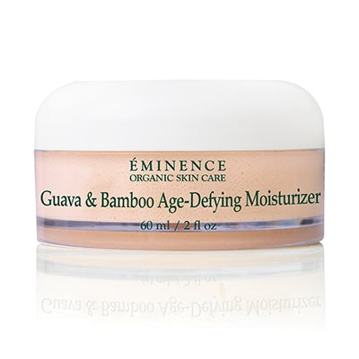 Guava & Bamboo Age-Defying Moisturizer - Done Hair Skin and Nails Canada