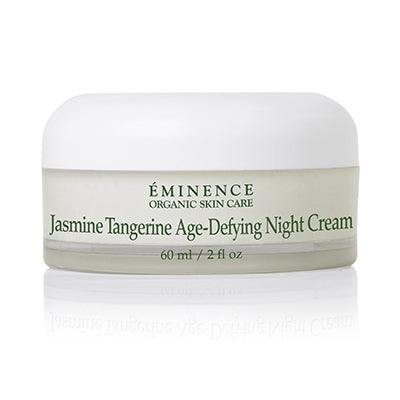 Jasmine Tangerine Age Defying Night Cream - Done Hair Skin and Nails Canada