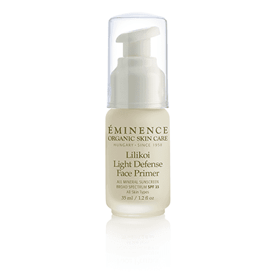 Lilikoi Light Defense Face Primer - Done Hair Skin and Nails Canada