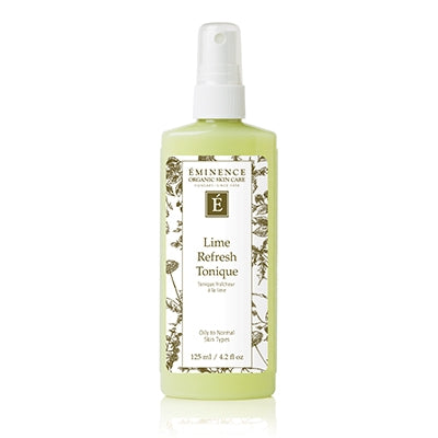 Lime Refresh Tonique - Done Hair Skin and Nails Canada