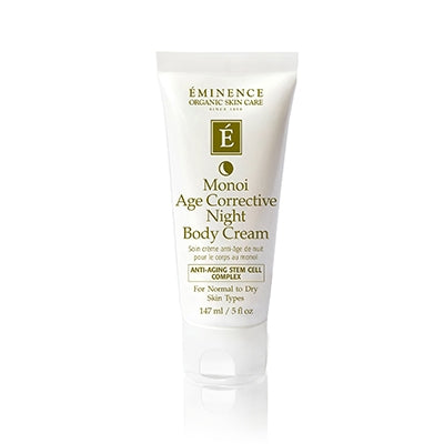 Monoi Night Body Cream - Done Hair Skin and Nails Canada
