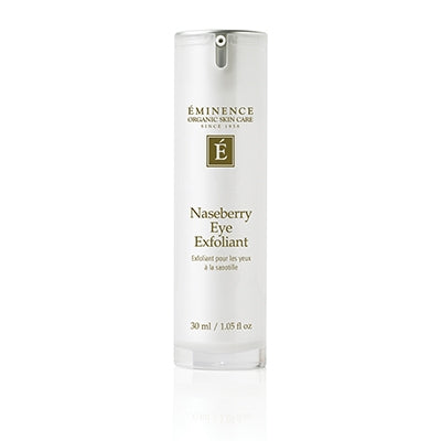 Naseberry Eye Exfoliant - Done Hair Skin and Nails Canada