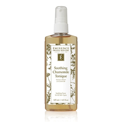 Soothing Chamomile Tonique - Done Hair Skin and Nails Canada