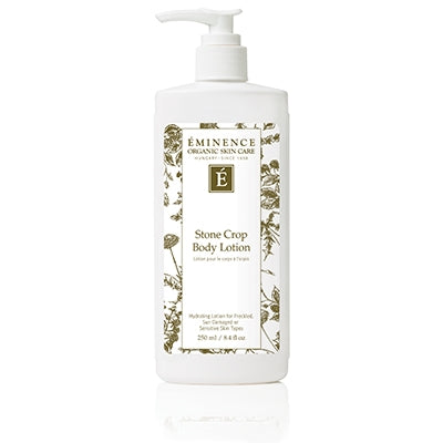 Stone Crop Body Lotion - Done Hair Skin and Nails Canada