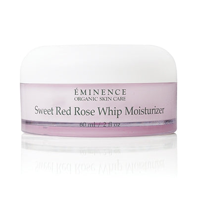 Sweet Red Rose Whip Moisturizer - Done Hair Skin and Nails Canada