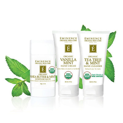 Vanilla Mint Hand Cream - Done Hair Skin and Nails Canada