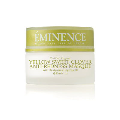 Yellow Sweet Clover Anti-Redness Masque - Done Hair Skin and Nails Canada