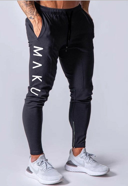 Maku men's soft stretch, Ultra light joggers (Coming July 2020)