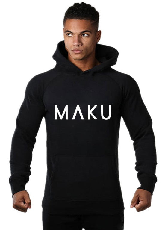 Maku men's hoodie (Coming July 2020)