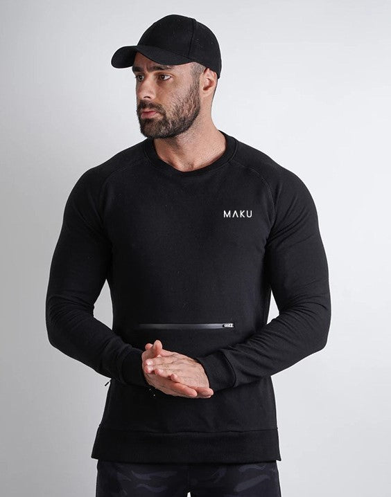 Maku men's lightweight training top (Coming July 2020)