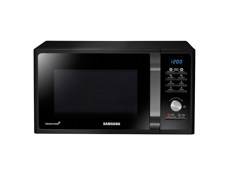 MS23F301TAK Solo MWO with Auto Cook, 23 L, Black
