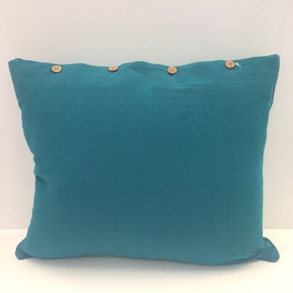 Cushion CS COVER ONLY AQ Teal