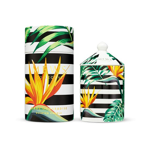 MEWS BOP Candle Birds of Paradise