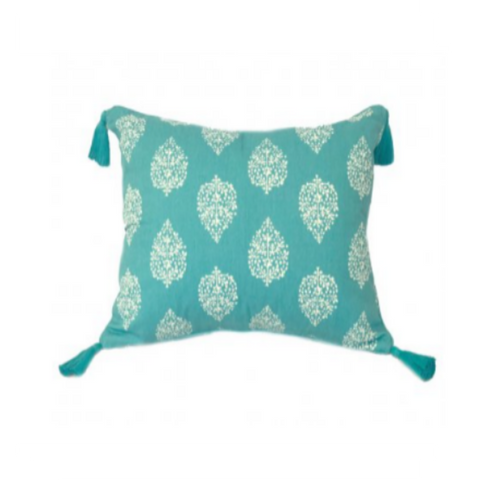 Cushion CS COVER ONLY AQ Avalon Teal