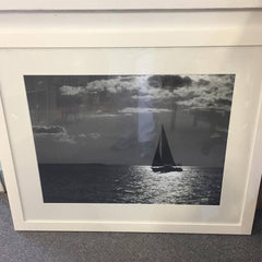 Framed Photography By the Light of the Moon
