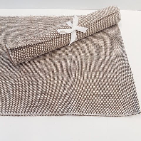 Table Runner Heather Beige 34x180cm