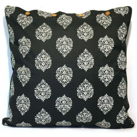 Cushion CS COVER ONLY GR Avalon Charcoal