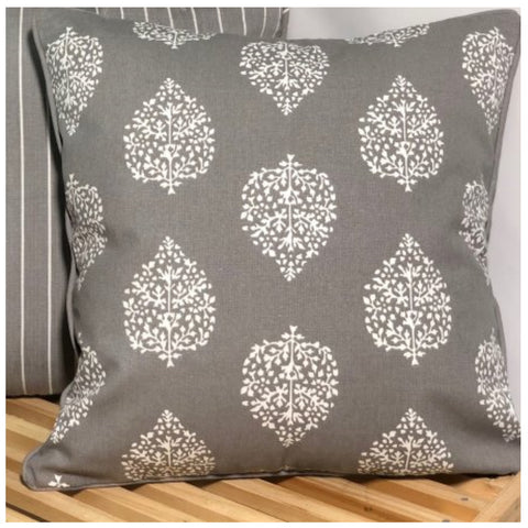 Cushion CS COVER ONLY GR Avalon Grey
