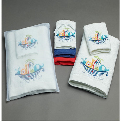 Towel Set Baby Ark
