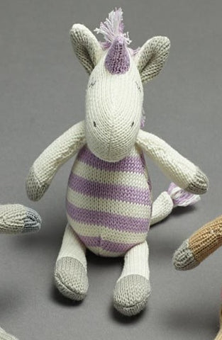 Rattle Knitted Unicorn