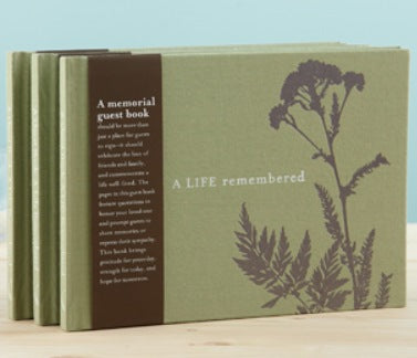 Book - A Life Remembered