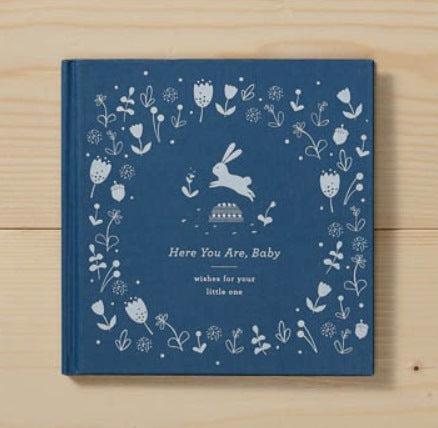 Book - Here You Are Baby